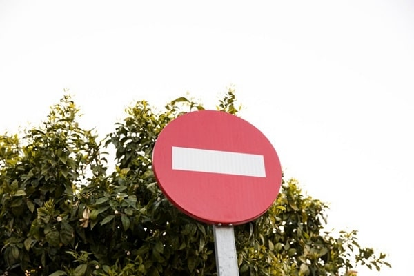 Accidente causado por transitar en vias no idoneas para hacerlo