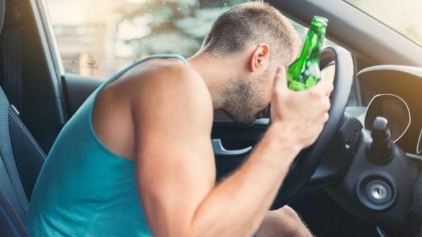 Accidente por consumo de bebidas alcoholicas y estupefacientes