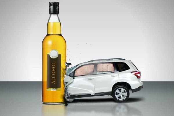 Clasificacion de los involucrados en un accidente de trafico con personas bajo los efectos del alcohol