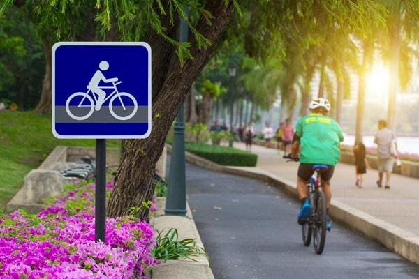 Derechos y deberes de un ciclista