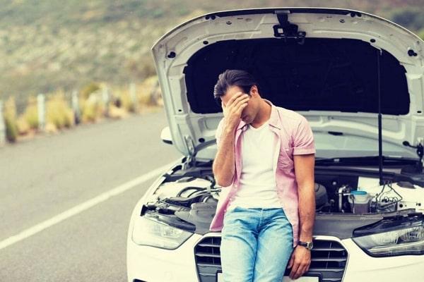 Incidentes por fallas en los vehiculos