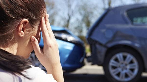 Quien es el responsable dentro de un accidente por alcance