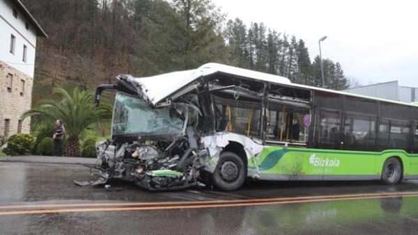 que se puede hacer en caso de sufrir un accidente de trafico en el transporte publico