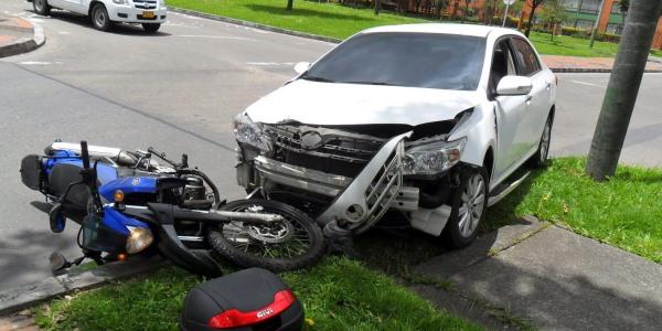 Que hacer despues de sufrir un accidente de trafico